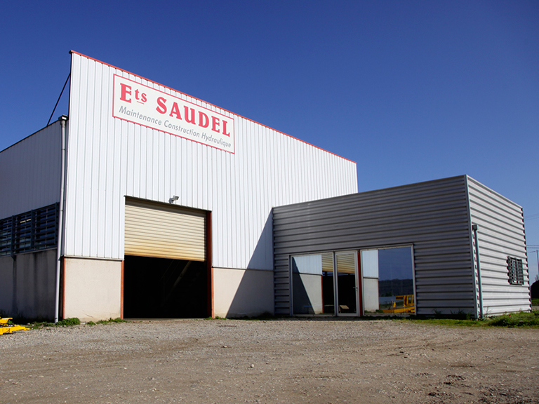 Entreprise Saudel à Bourran Lot et Garonne